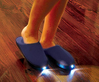 Brightfeet Lighted Slippers
