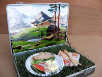 Der ultimative Picknick-Koffer