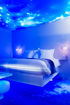 Radio Loungefmdas Hotel Mit Dem Schwebenden Bett Radio Loungefm