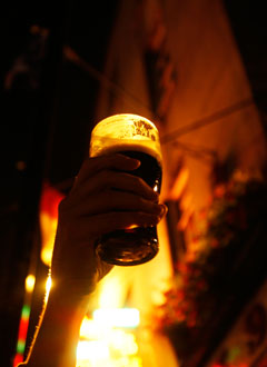 Guinness Dark Night