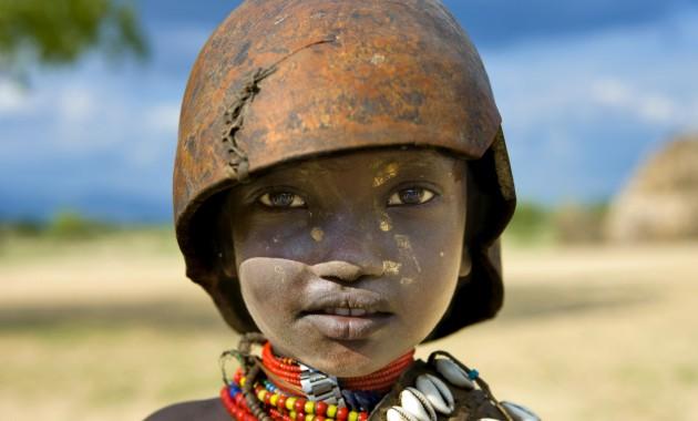 ERBORE BOY TRIBE, ETHIOPIA
