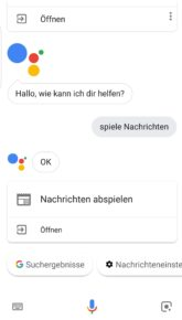 Google derStandard Nachrichten einrichten